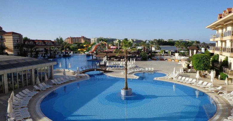 عکس هتل گرندپرل بیچ در آنتالیا