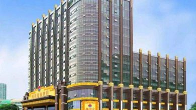 تصویر هتل نانیانگ رویال – گوانگجو