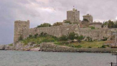 تصویر دژ و قلعه بدروم