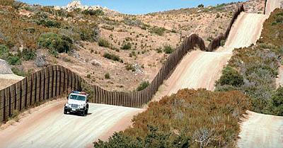 تصویر مهاجرت غیر قانونی به مکزیک