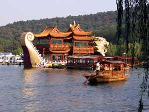 دیدنی های چین - هانگزو