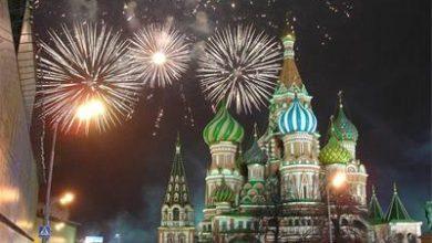تصویر تور روسیه مسکو + سنت پترزبورگ