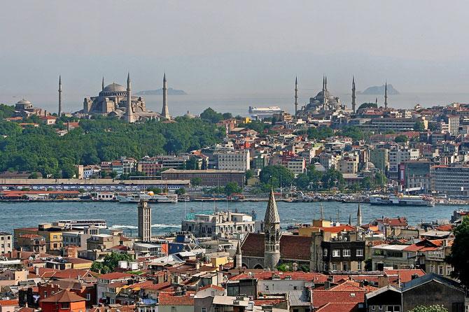 تصویر سفرنامه استانبول