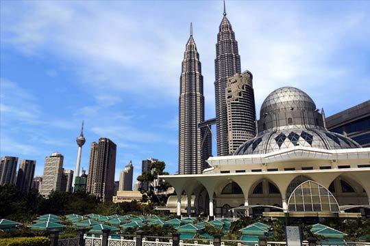 جاهای دیدنی مالزی
