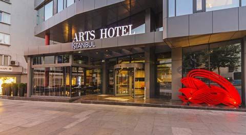 هتل آرت تقسیم استانبول