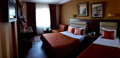 تصویر هتل افسوس استانبول