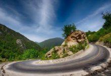 تصویر جاده شاهرود به گرگان (توسکستان)