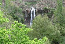 تصویر آبشار برگ جهان تهران