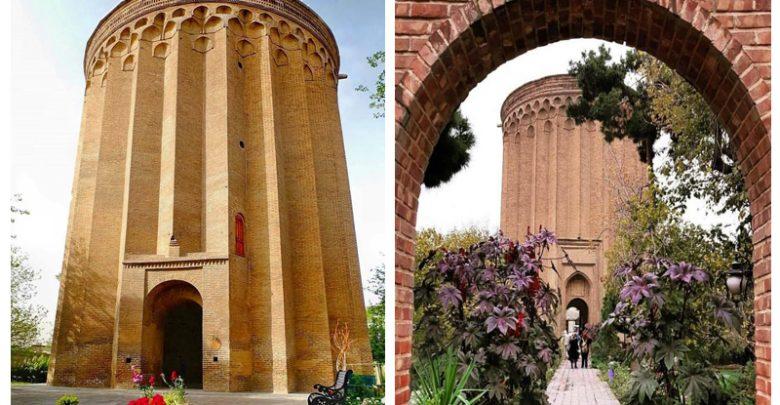 برج طغرول شاهکار معماری